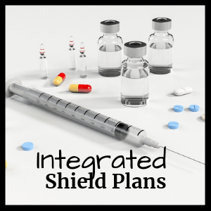 integrated shield plans featured small