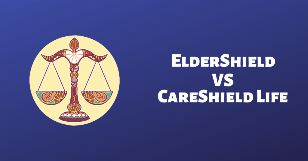 ElderShield vs CareShield