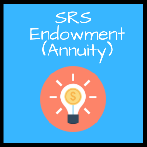 srs endowment annuity