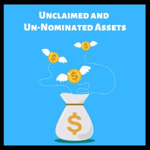 unclaimed unnominated assets statistics singapore