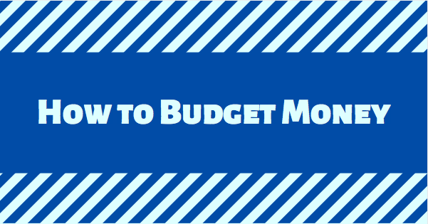 7 steps on how to budget money