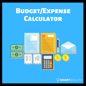 budget expense calculator