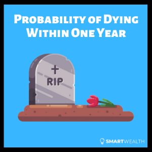 probability of death within one year singapore