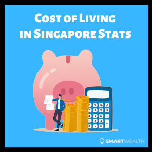 high cost of living in singapore statistics