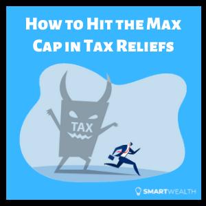 how to hit the maximum cap of 80000 in tax reliefs singapore