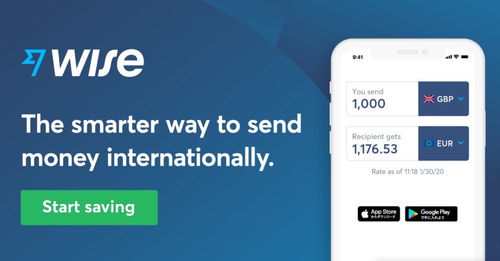 TransferWise (Wise) Smarter Way to Send Money