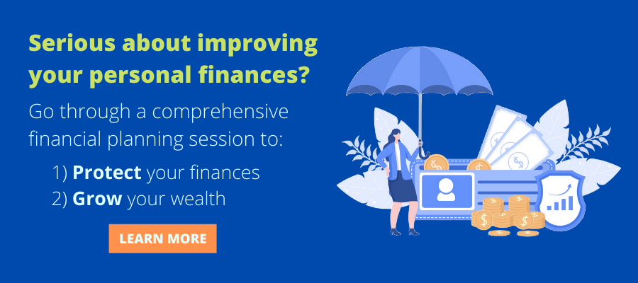 serious about improving your personal finances?